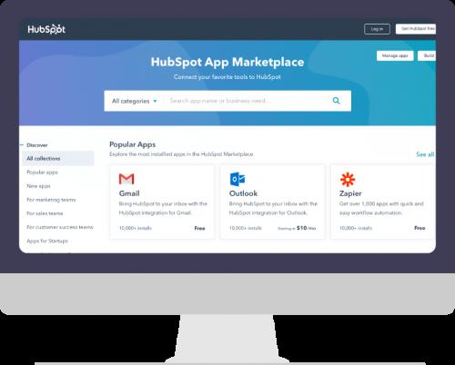 Intégrez tous vos outils dans une seule plateforme intuitive et simple à prendre en main